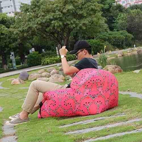 sofá / sillas de aire al aire libre del ocioso (20 segundo