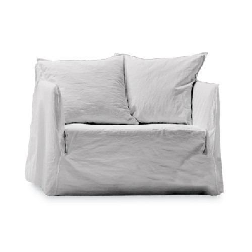 sofá sillon 1.60 funda ghost fantasma gervasoni tusor 2 cpos