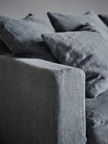 sofá sillón cubo 2.10 funda tusor 3 cpos