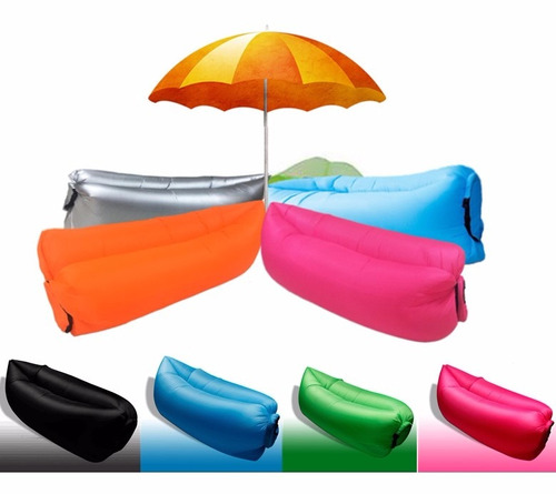 sofá sillon inflable tumbona colchón cama 51030  / fernapet