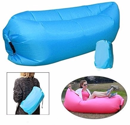 Sof sillon inflable tumbona colch n cama 51030 fernapet for Sillon cama chile