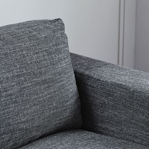 sofá sillón urbano 2 1/2 cuerpos tapizado rafia 1.80 mt