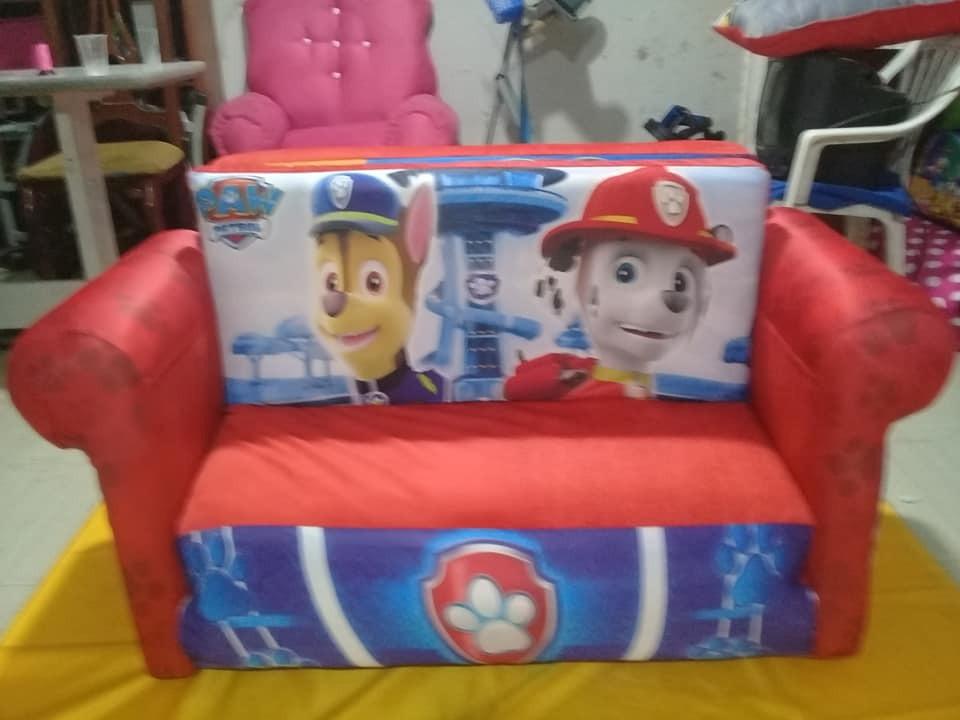 Sofa sofa camas infantiles para ni os y ni as u s 150 00 en mercado libre - Sofas cama infantiles ...