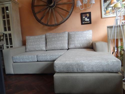 sofa tela vintage