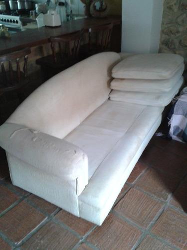 sofa tres puestos para tapizar