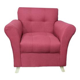 Sofa Un Cuerpos Butaca Sillon 1 Cuerpos Living Dormitorio Gh