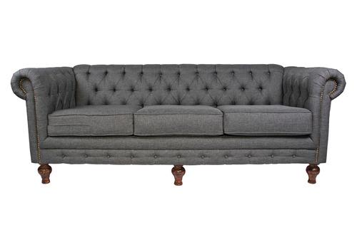 sofá vintage. increíbles acabados y excelente calidad