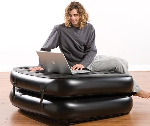 sofabed 5 en 1 sofá cama, diseño ergonómico silla sillon fn4
