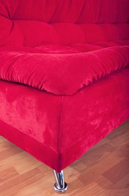 Sofacama paris alison r2 rojo en mercado libre for Cuanto cuesta un sofa cama