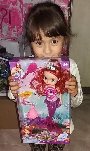sofia accesorios muñeca princesa