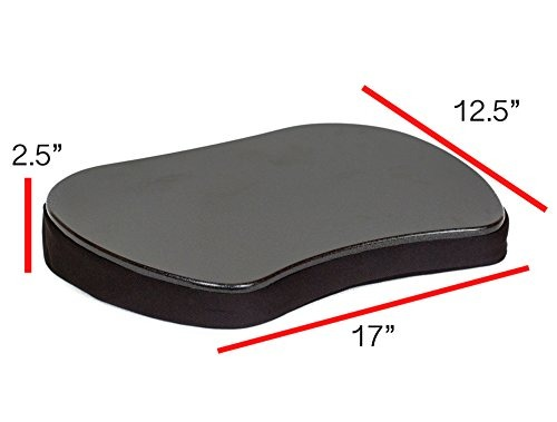 Sof 237 A Sam Mini Memory Foam Color Lap Desk Negro 1 350