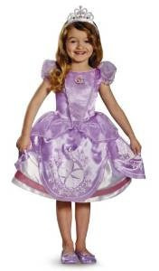 sofia the first vestuario deluxe little girls '