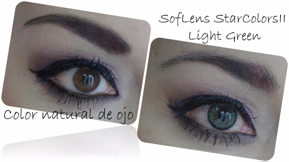 587f5fc24d569 Soflens Starcolors No Solotica+ Solución120ml+estuche+ Envío ...