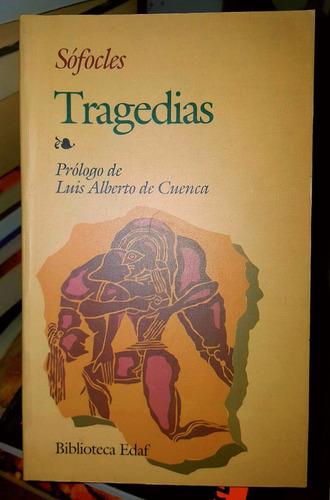 sófocles - tragedias