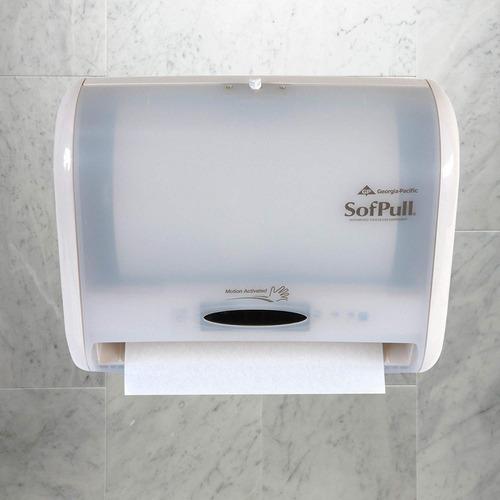 sofpull dispensador automatico de toalla sin contacto