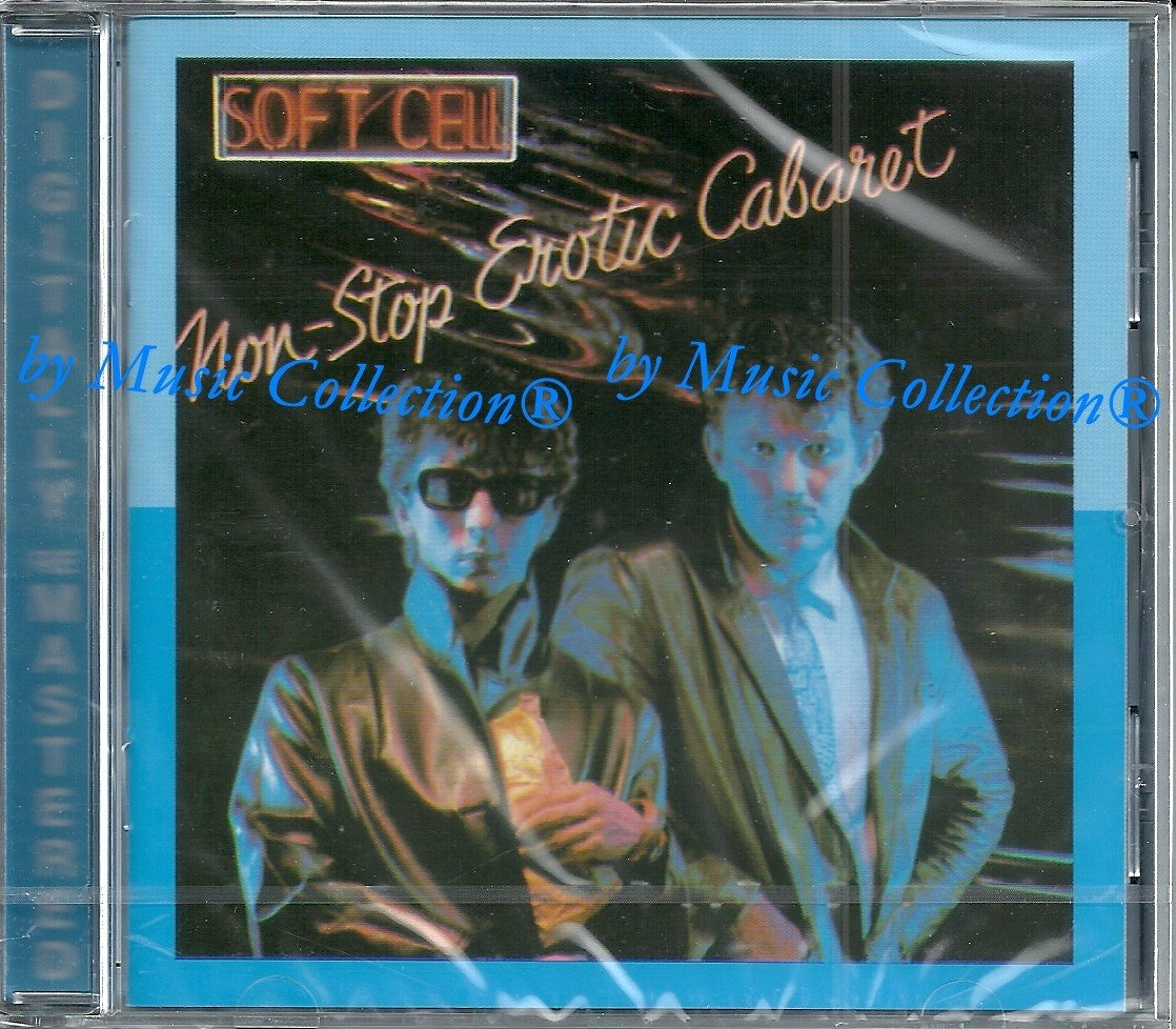 Something soft cell non stop erotic cabaret interesting. You