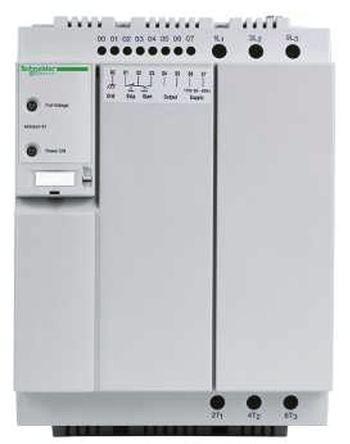 soft starter schneider 30-60cv ats01n285(220/380)