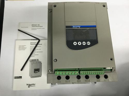 soft-starter schneider 5-10hp ats48d17q(220/380)