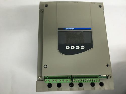 soft-starter schneider 5-10hp cv ats48d17q(220/380)