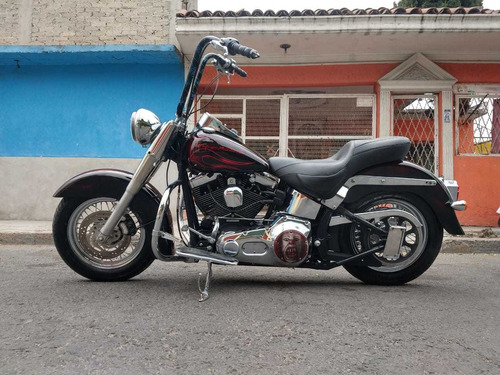 softail deluxe harley-davidson