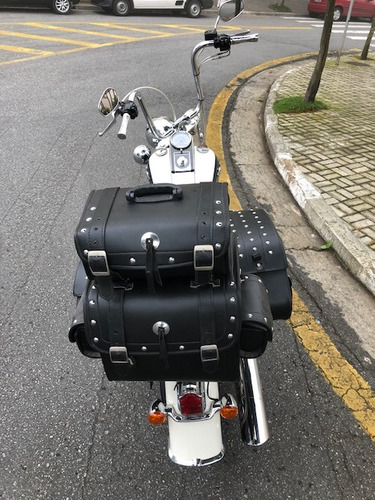 softail moto harley davidson