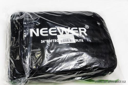 softbox neewer para flash (60 x 60 cm) nuevos!!