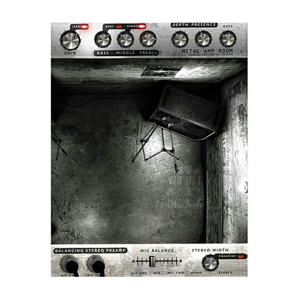 Softube Metal Amp Room Vst 1 0 2 - $ 160,00