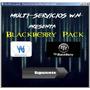 Nuevo Actualizado Blackberry Pack