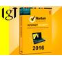 Antivirus Norton Internet Security 2016 1 Pc X 1 Año (igt)