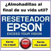 Reset Epson L200 L210 L355 Solucion Error De Almohadillas