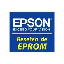 Reset Desbloqueador Epson R210,r270,r290,t60,l355,l200