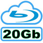 Hosting 20 Gb Hospedaje, Dominio .com.ve 6 Meses Plan Bluray