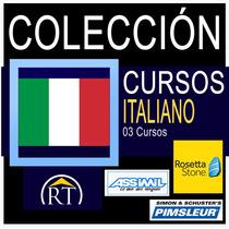 Colección Curs Aprende Italiano (domina El Idioma) Italia