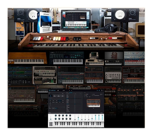 software arturia analog lab 3 original cuotas