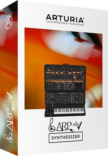 software arturia arp 2600 v original licencia oficial