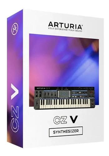 software arturia cz v licencia oficial original