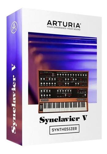 software arturia ned synclavier v original licencia oficial