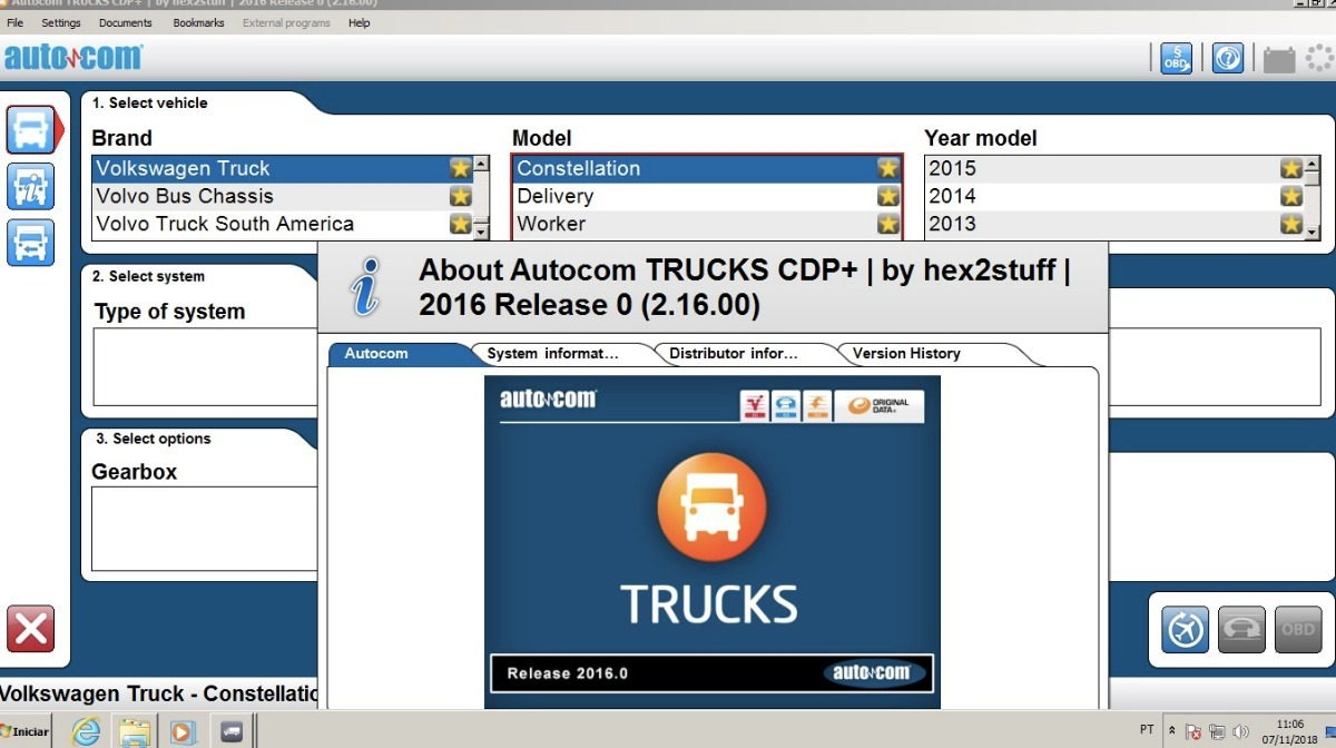 Software + Ativador Delphi 2016 Car & Truck 2018 Dieselmax