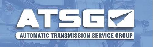 software atsg reparación de transmisiones automáticas