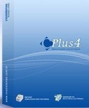 software c-plus 4 combo 1: c-plus 4 + pdv + nfe