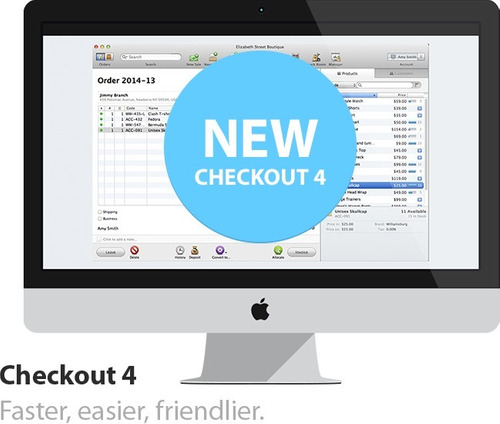 software checkout punto de venta mac sincronizado shopify v4
