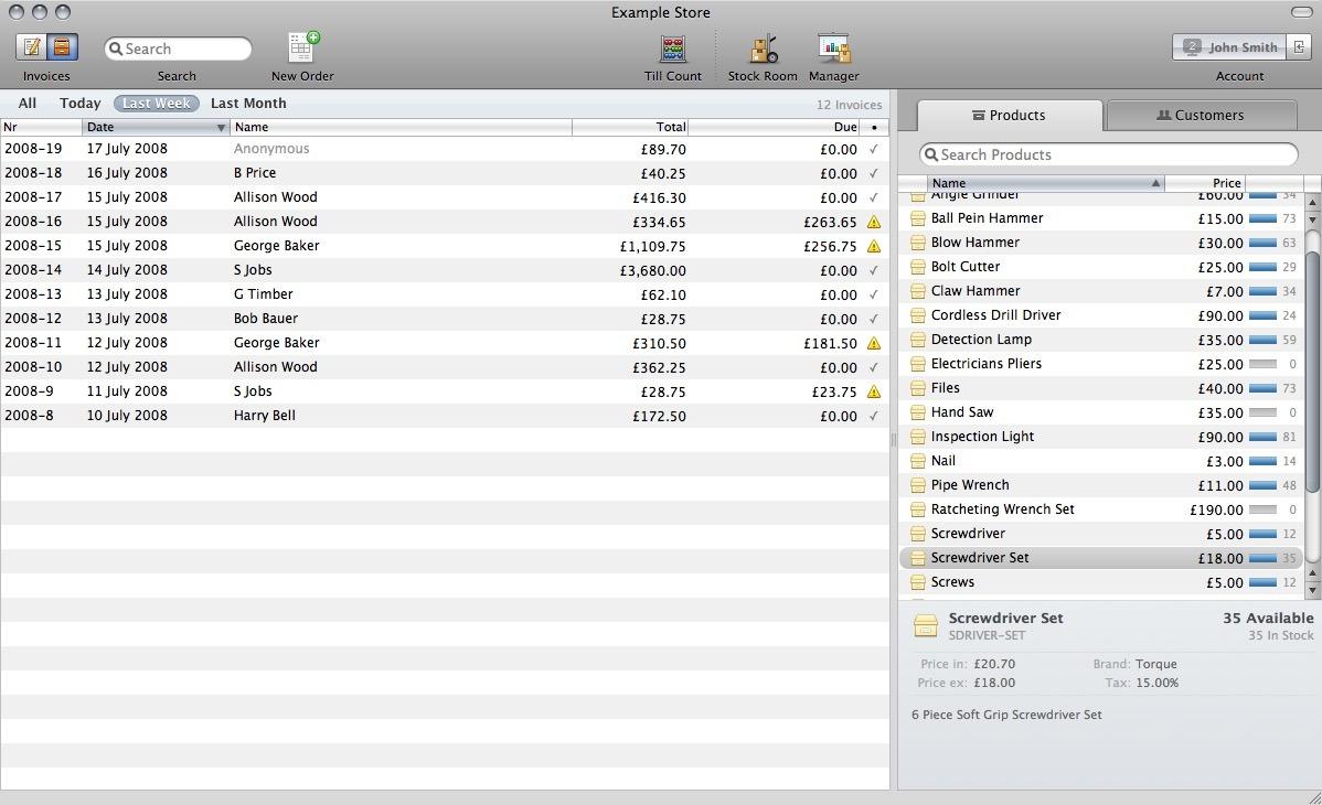acd8ae710502 Software Checkout Punto De Venta V3 Mac Sincronizado Shopify ...