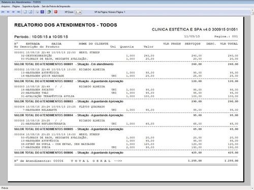 software clinica de estética e spa agendamento 4.0 fpqsystem