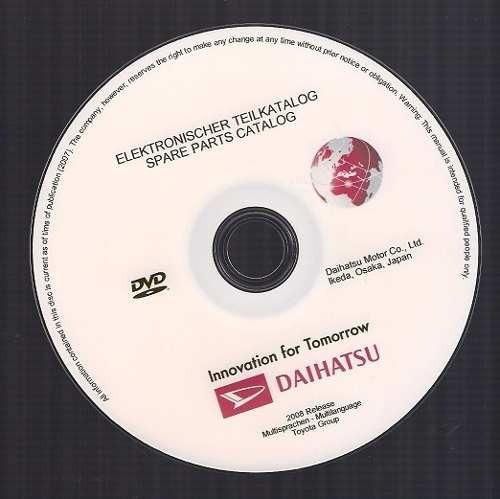 software de despiece daihatsu move 1995-2002, en español