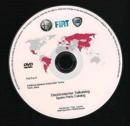 software de despiece fiat croma, 1991-1996, en español