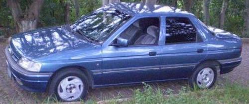 software de despiece ford verona / escort, 1983-1996