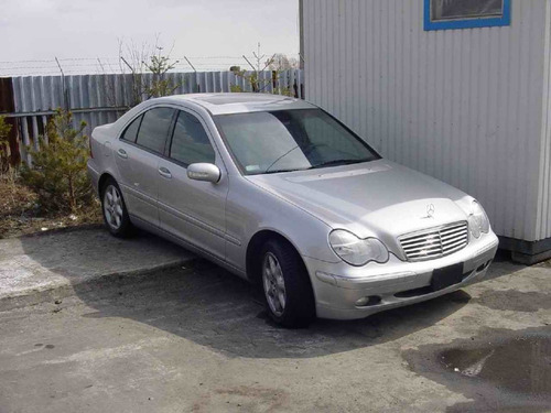 software de despiece mercedes benz c240 4matic, 2000-2005