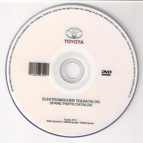 software de despiece toyota mr2 1984-2005, en español !!
