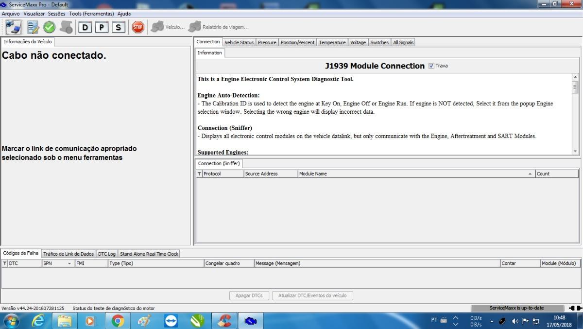 Software De Diagnóstico Service Maxx Pro Mwm