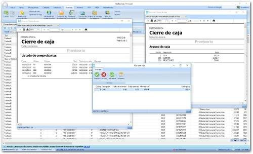 software de facturación electrónica ventas stock compras